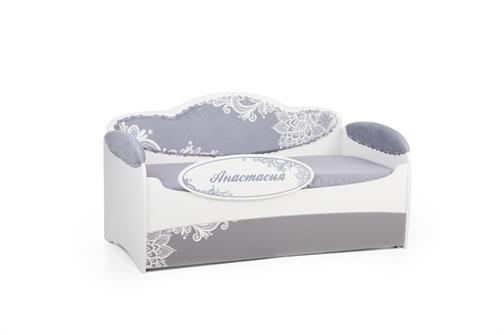 Диван-кровать Mia Шиншила - фото 11655