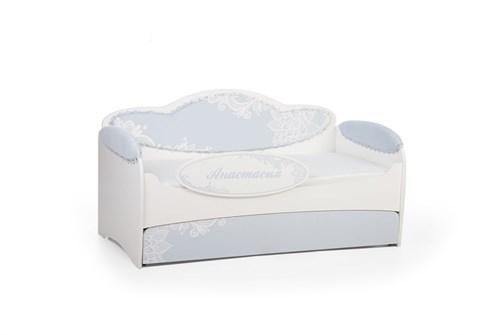 Диван-кровать Mia Аквамарин - фото 12007