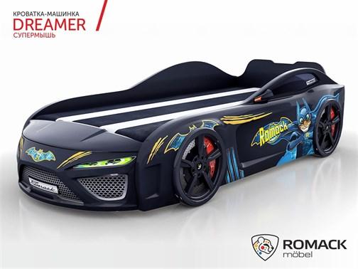 Кровать-машина Dreamer 2019 СУПЕРМЫШЬ - фото 12546
