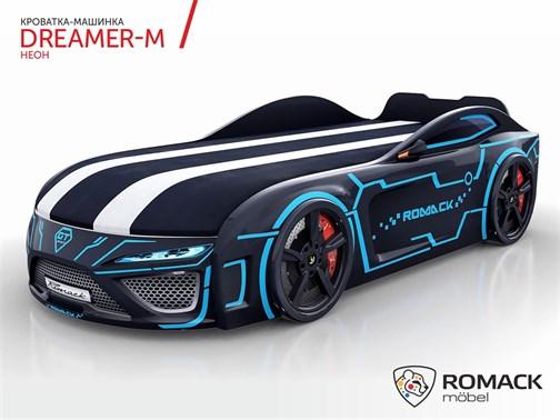 Кровать-машина Dreamer-M Неон-2019 - фото 12802