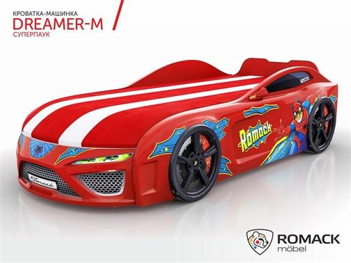 Кровать-машина Dreamer-M Суперпаук-2019 - фото 12862