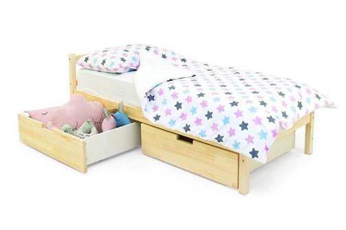 Детская кровать «Skogen classic натура» - фото 13688