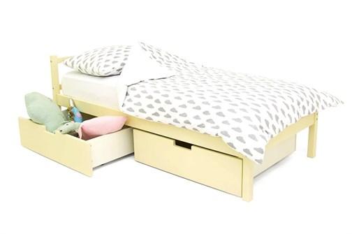 Детская кровать «Svogen classic бежевый» - фото 13728