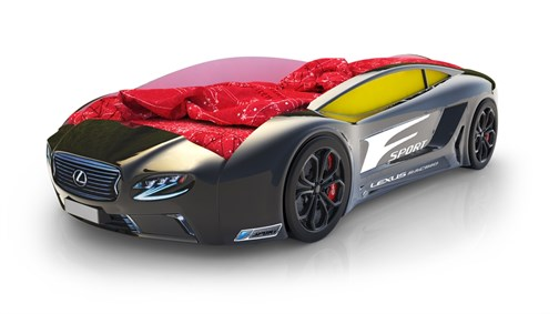 Кровать-машина Roadster «Лексус» - фото 14634