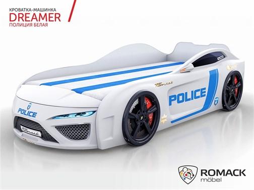 Кровать-машина Dreamer Полиция 2019 - фото 14900