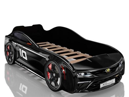 Кровать-машина Romack Energy Черная - фото 15224