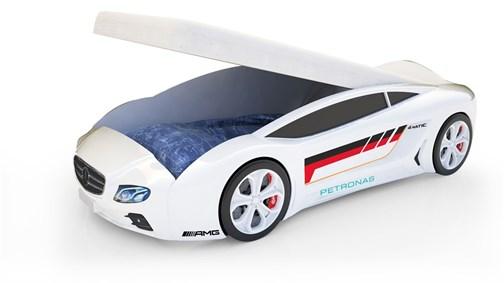 Кровать-машина Roadster «Мерседес» с подъемным механизмом - фото 16774