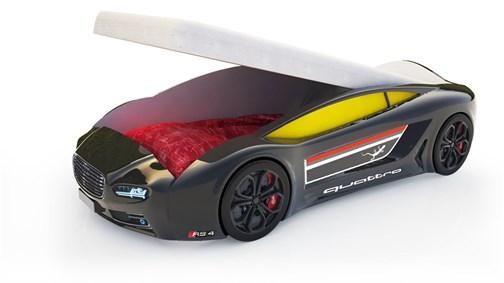 Кровать-машина Roadster «Ауди» с подъемным механизмом - фото 16890