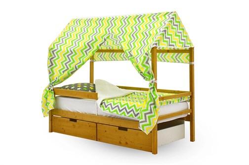 """Детская кровать-домик """"Svogen дерево"""" - фото 17440"""