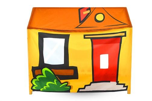 Игровая накидка для кровати-домика Svogen «Горчичный домик» - фото 17919