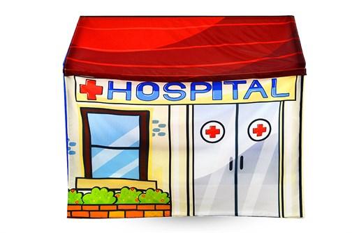 Игровая накидка для кровати-домика Svogen «Госпиталь» - фото 18000