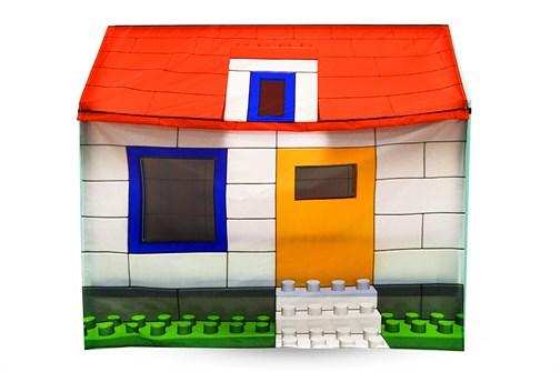 Игровая накидка для кровати-домика Svogen «Леголэнд» - фото 18081
