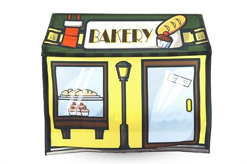 Игровая накидка для кровати-домика Svogen «Пекарня» - фото 18090