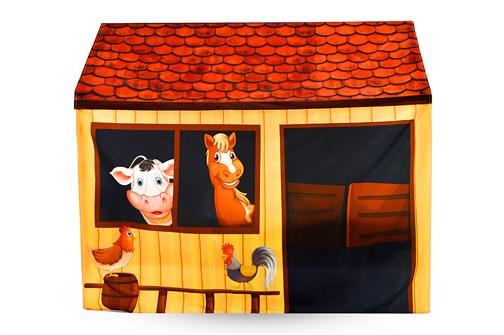 Игровая накидка для кровати-домика Svogen «Ферма» - фото 18117