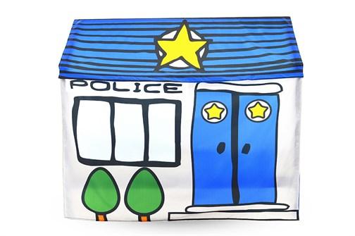 Игровая накидка для кровати-домика Svogen «Полиция» - фото 18133