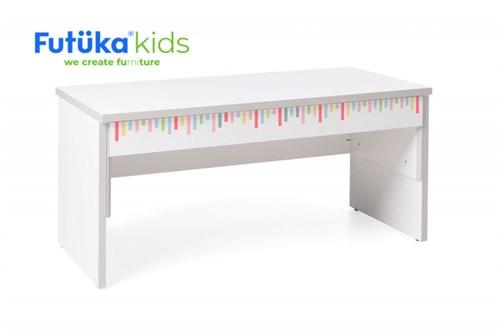 """Детский стол растущий серии """"Q-bix 02"""" ( Caramel) - фото 20064"""