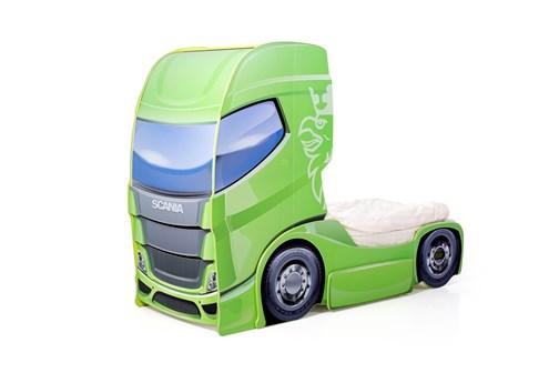 """Кровать-грузовик """"Скания+1"""" - фото 20704"""