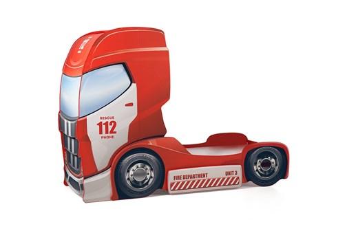 "Кровать-грузовик ""FireTruck"" - фото 20706"