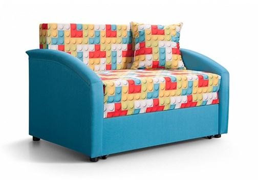 "Детский диван ""Даня"" (принт Лего) - фото 20822"