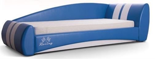 """Кровать-диван """"Формула"""" синий - фото 20922"""