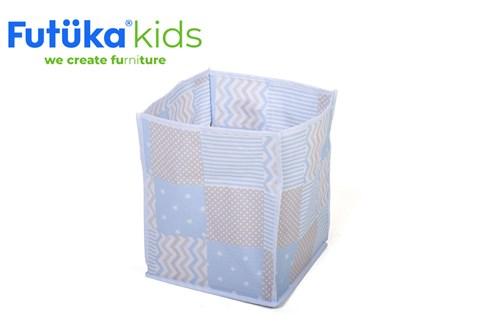 Контейнер для игрушек IN-Box квадратный - фото 21044