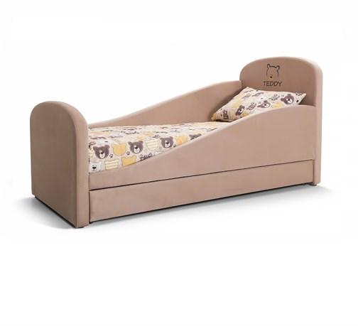 "Кроватка Тедди с вышивкой ""Тедди"" - фото 21091"