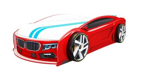 Кровать-машина МАНГО «BMW» - фото 21644