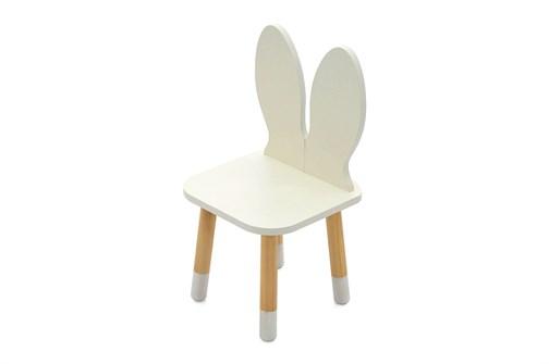 Cтул «Stumpa» зайчик белый - фото 26436