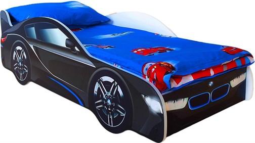 Кровать-машина БМВ - фото 4618