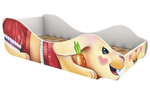 Кровать ЗАЙКА ПОЛИ - фото 5556