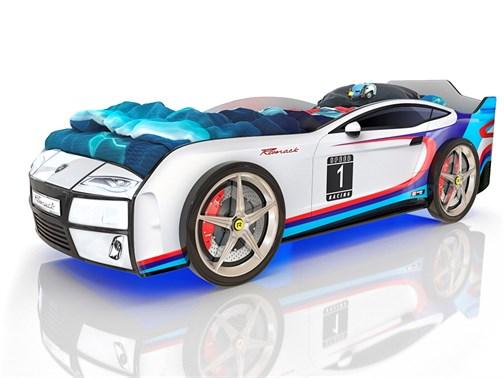 Кровать-машина Kiddy М-Спорт - фото 6261