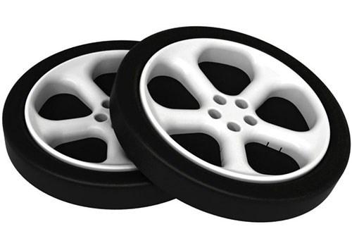 Пластиковые колеса Бельмарко (2шт.) - фото 6459