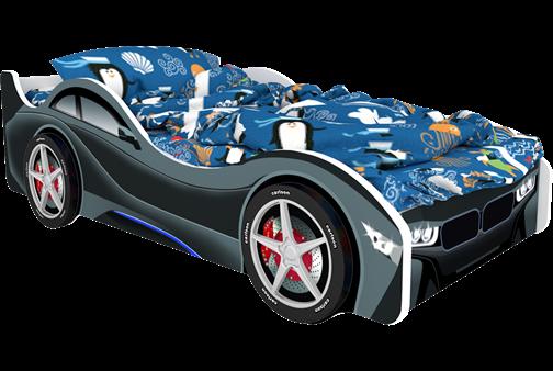 Кровать-машина БМВ Карлсона - фото 6523