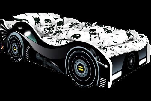 Кровать-машина Бэтмобиль Карлсона - фото 6527