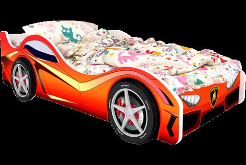 Кровать-машина Ламборджини Карлсона - фото 6534