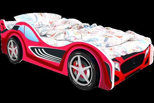 Кровать-машина Мерседес Карлсона - фото 6540