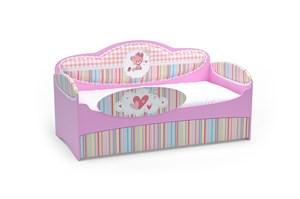 Диван-кровать Mia Розовый