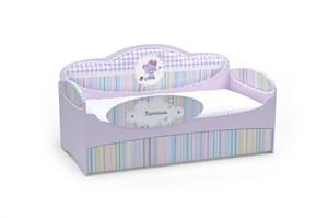 Диван-кровать Mia Сирень