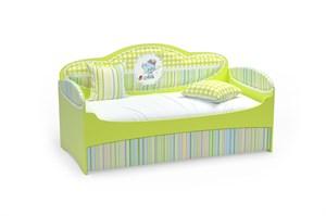 Диван-кровать Mia Лайм
