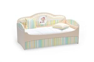 Диван-кровать Mia Бежевый