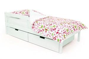 Детская кровать «Skogen classic белый»