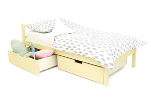 Детская кровать «Skogen classic бежевый»