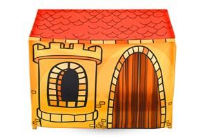 Игровая накидка для кровати-домика Svogen «Крепость»