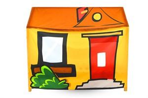 Игровая накидка для кровати-домика Svogen «Горчичный домик»