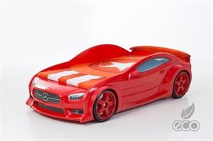 Кровать-машина EVO Красная