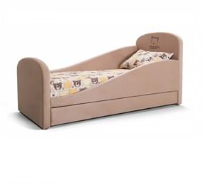 """Кроватка Тедди с вышивкой """"Тедди"""""""