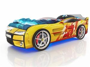 Кровать-машина Kiddy Линии