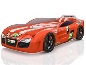 Кровать-машина Renner 2 Оранжевая