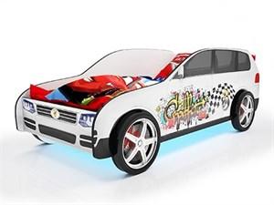 Кровать-машина VW Туарег