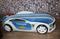 """Кровать-машина UNO """"Мерседес Полиция"""" - фото 11481"""